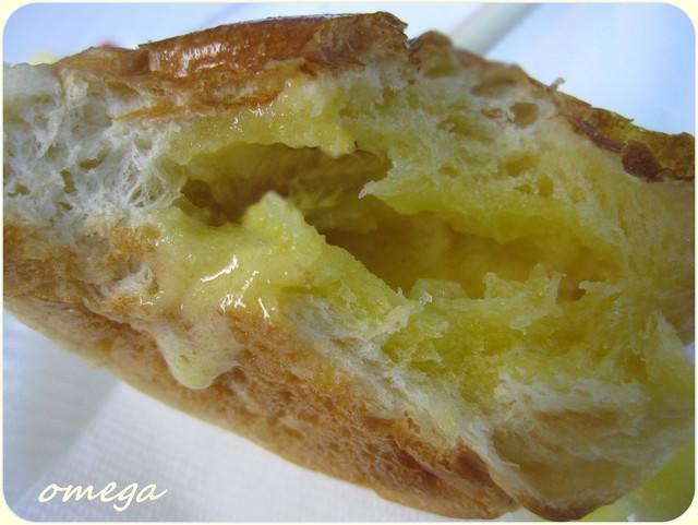 《美食*高雄團購》巴特里爆漿奶油餐包。勾起小時牛排館的回憶