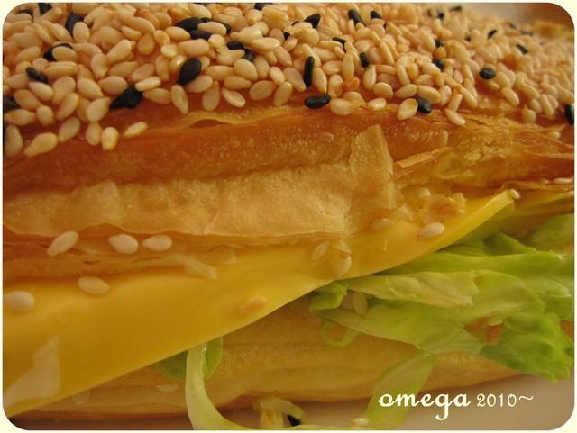 《美食*台北大安區》神旺大飯店Pozzo普諾麵包坊~丹麥燒餅