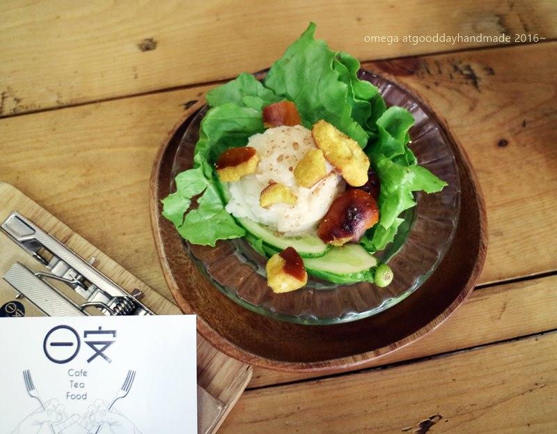 《美食*台中龍井》日安小砌手作食堂。東海商圈,柯基作伴的早午餐