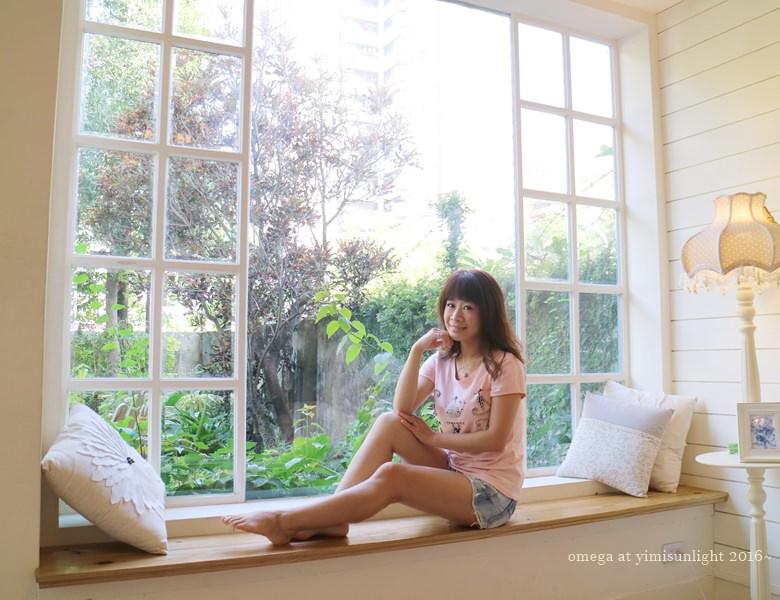 《住宿*台中西區》一米陽光。鄉村風老屋民宿,租借網拍婚紗寫真