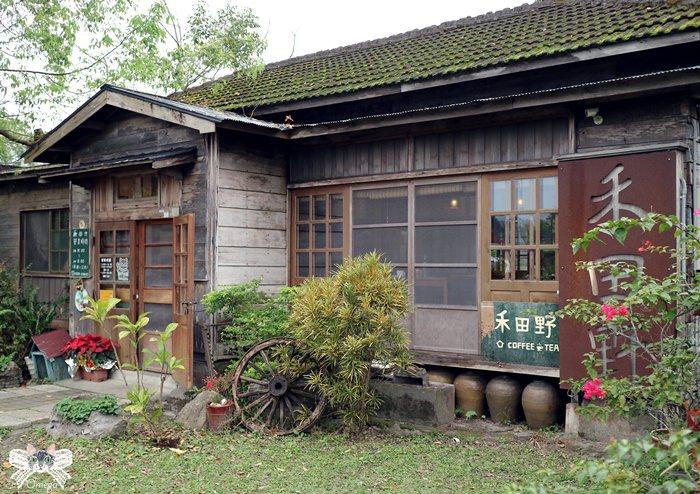 《美食*花蓮壽豐》禾田野。日式風味老屋,暖暖小火鍋