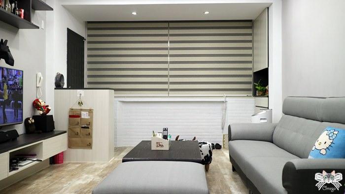 【歐美加到誰家】老公寓大改造,恭賀嘎嘎雙喜臨門之新家開箱文