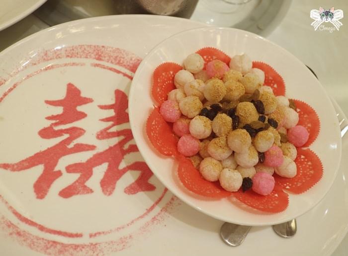 《台北婚宴》麗禧溫泉酒店 北投婚禮婚宴菜色紀錄含素菜