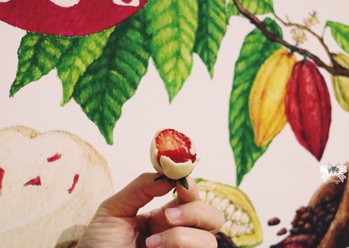 《美食*花蓮市》Choco Choco。包覆著文青靈魂的手工巧克力