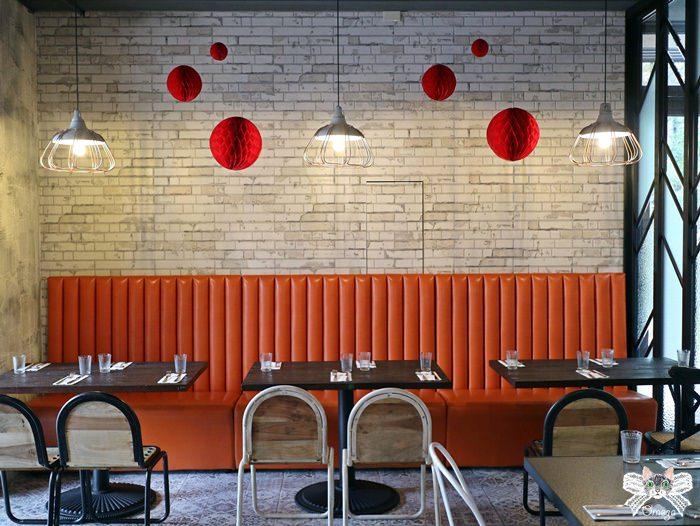 《美食*新北新莊區》迷路小章魚。從墾丁游到北上,質感超佳的餐酒館。
