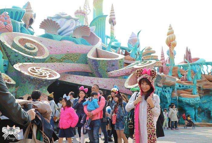 《旅遊*日本東京 》2016Day4~Disney Sea海洋樂園之我又來嚕!