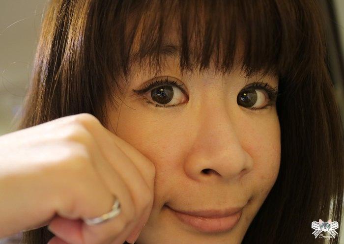 【韓式半永久彩妝】隱形眼線初體驗。兩眼無神掰掰,偽素顏的小心機!