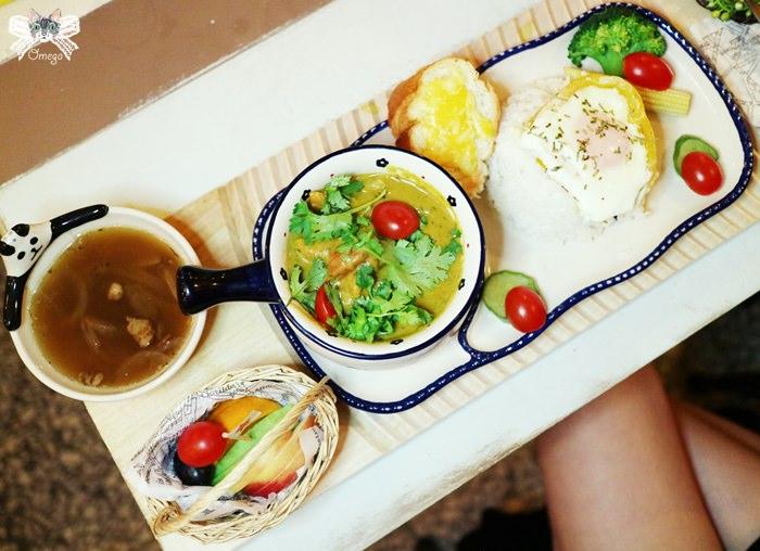 《美食*新北板橋區》Petit Tuz小兔子。(下)餐點篇,洗衣板也能當餐盤!可愛也安心的輕食飲品
