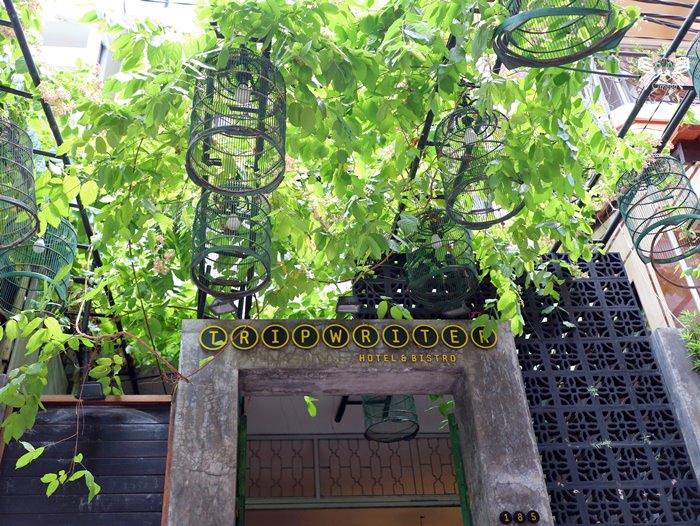 《住宿*越南胡志明》TripWriter Hotel旅行作家飯店。位處第一郡市中心的花磚老屋,地點交通都方便