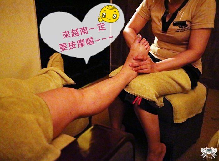 《旅遊*越南胡志明 》Golden Lotus腳部按摩。走累了嗎?到第一郡的蓮花廟按摩,美麗乾淨又便宜!