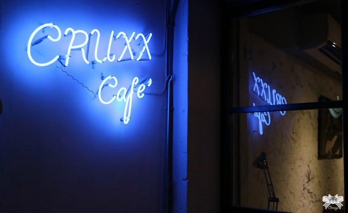《美食*台北大安區》CRUXX.H.STUDIO。最時尚的貓咪咖啡店,也是複合式美髮沙龍