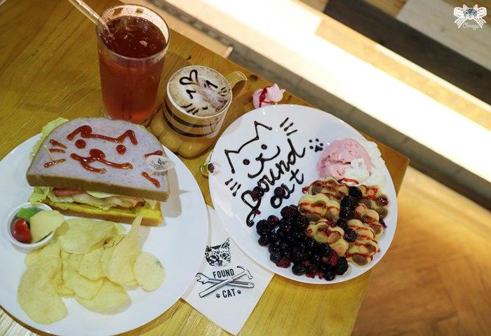 《美食*台北大同區》找貓咪。赤峰街個性貓咪咖啡館,近雙連站