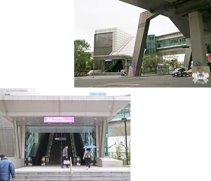 捷運A6站