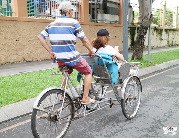 越南人力車