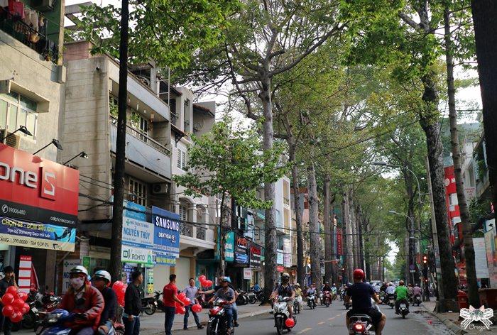 胡志明 街景
