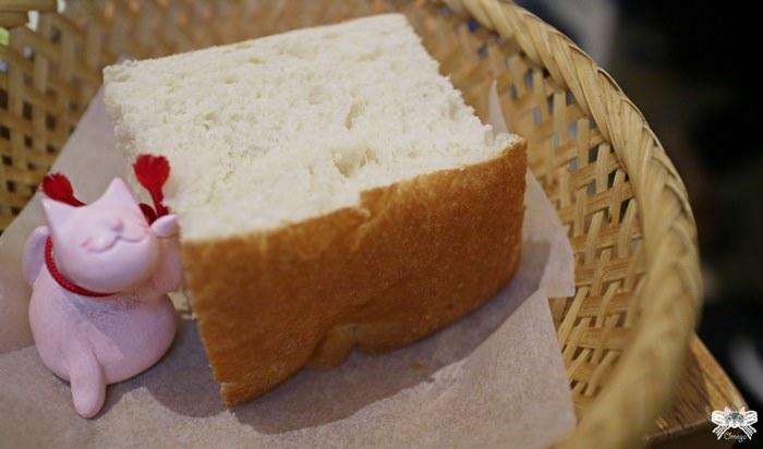 慢慢來 麵包
