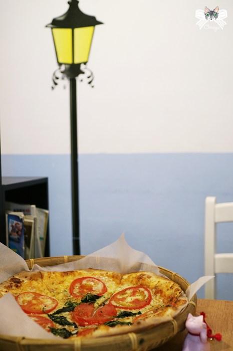 慢慢來 披薩