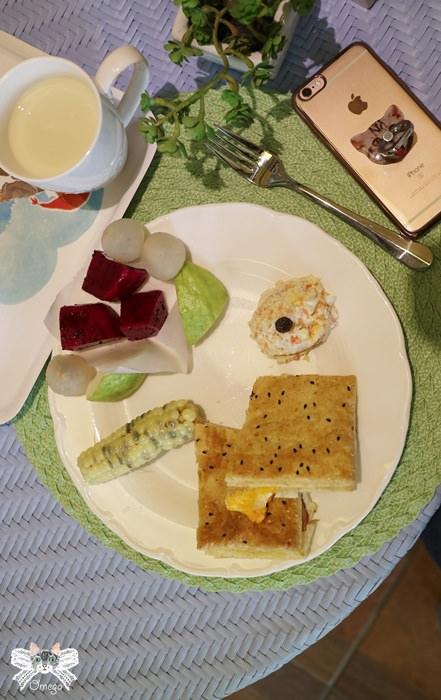 拉維洛 早餐