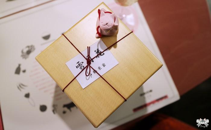《旅遊*日本新潟縣》雪月花|(下)超精緻的日式三層火車便當開箱文