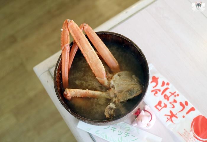 《旅遊*日本新潟縣》能生漁港公路休息站|螃蟹海鮮現撈直送