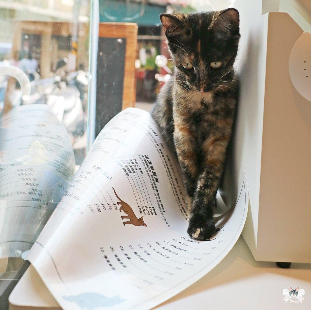 淡水貓咪咖啡