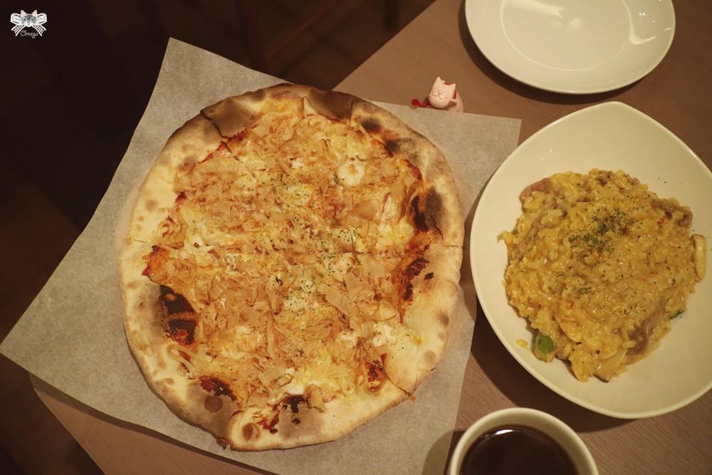 《中永和美食》五餅二魚手工薄片披薩|四號公園永安市場站,附菜單