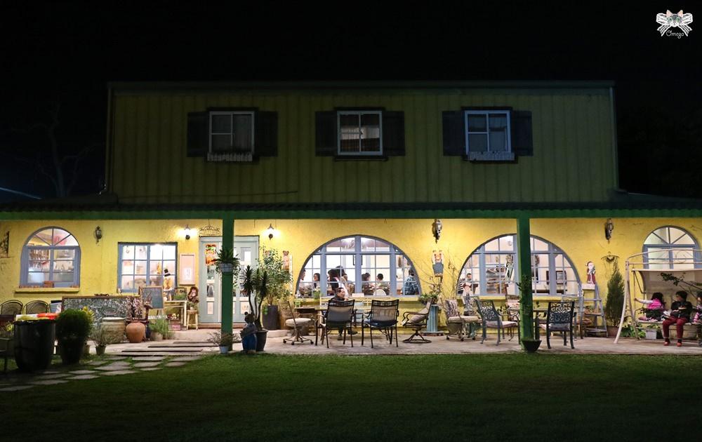 《嘉義景觀餐廳》庭院|嘉義市東區蘭潭美食,整條鱸魚端給你!