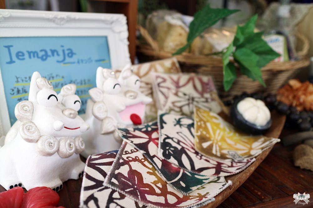 《沖繩貓咪咖啡廳》Iemanja海的女神|浪漫午餐在浦添市港川外人住宅街,親子友善