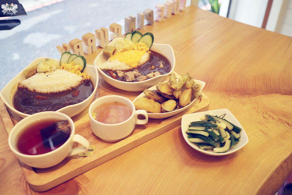 《中永和美食》品咖哩|永安市場站巷弄裡的文青咖哩飯
