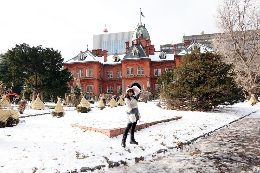《日本札幌景點》北海道廳舊本廳舍|市區免費景點