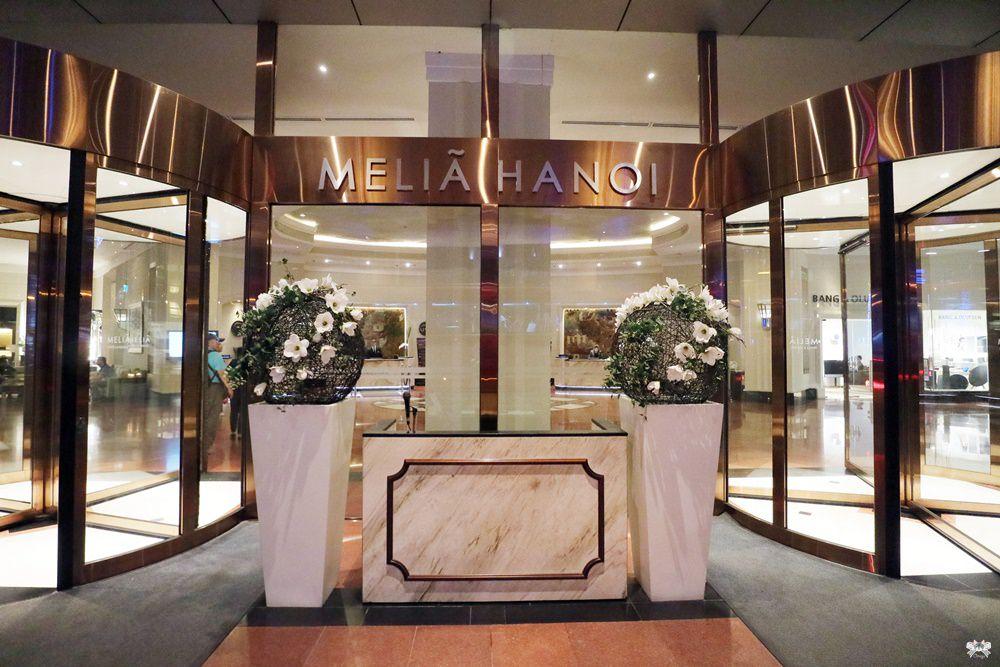 《越南河內飯店》Melia Hanoi河內美利亞酒店|五星級連鎖飯店近還劍湖