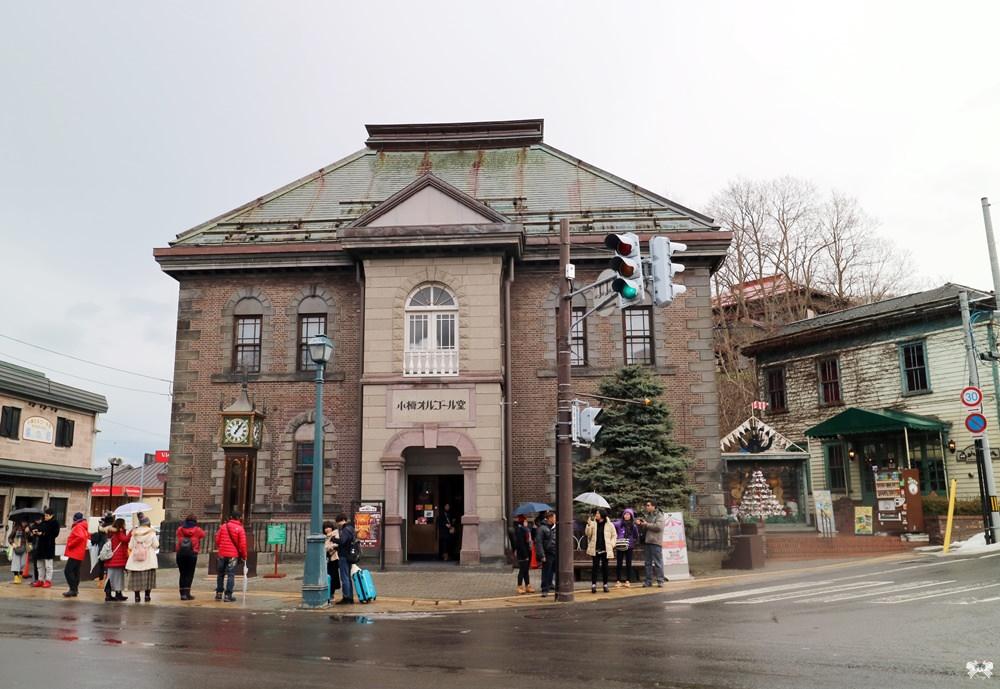 《北海道小樽景點》小樽藝術村|堺町通商店街|童話十字路口|小樽蒸汽鐘