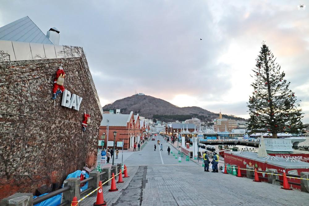 《北海道函館景點》金森倉庫群|歷史建物變身,從早到晚好逛好吃好買好好拍