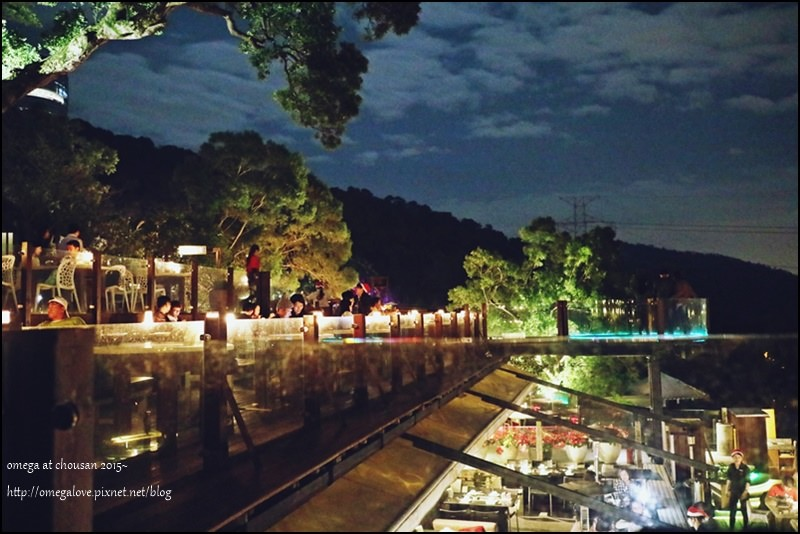 《美食*台北士林區》好漾秘境、草山夜未眠。陽明山景觀餐廳