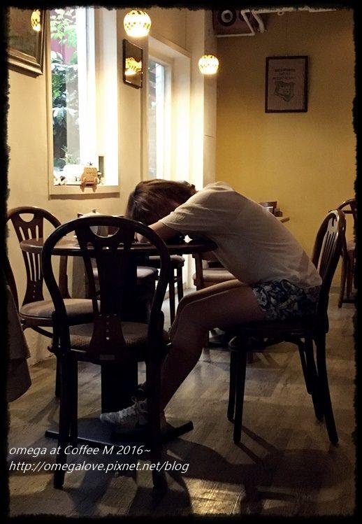 《美食*台北大安區》Coffee M。小公園隱密咖啡館,塔羅牌之約