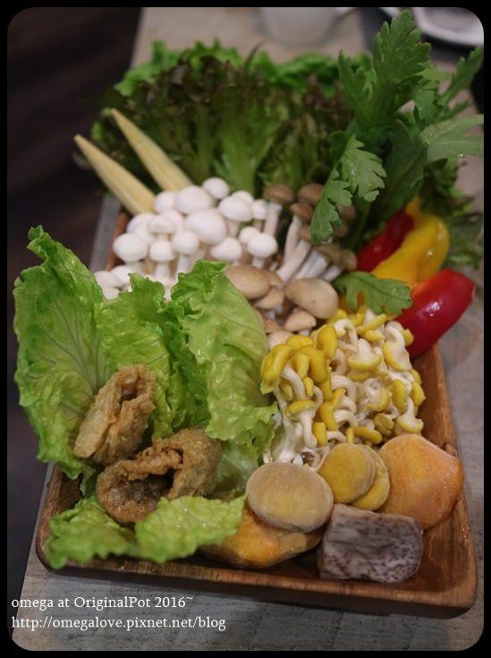 《美食*台北信義區》初衷小鹿。捷運市政府站品嚐原味鍋物