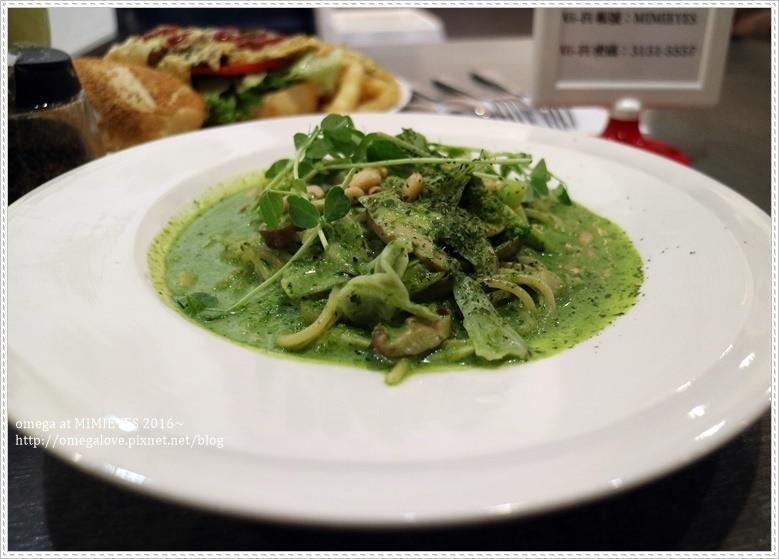 《中和素食》瞇瞇眼 四號公園的好吃好飽美式蔬食