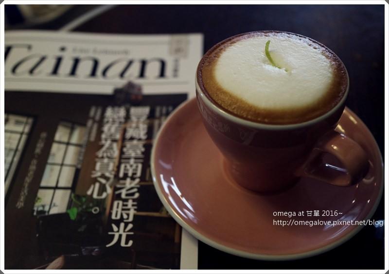 《美食*台南中西區》開隆宮甘單咖啡。簡單就是不簡單