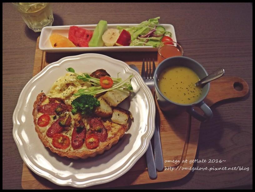 《美食*台南中西區》晚起餐館。誰說只能早起鳥兒有蟲吃
