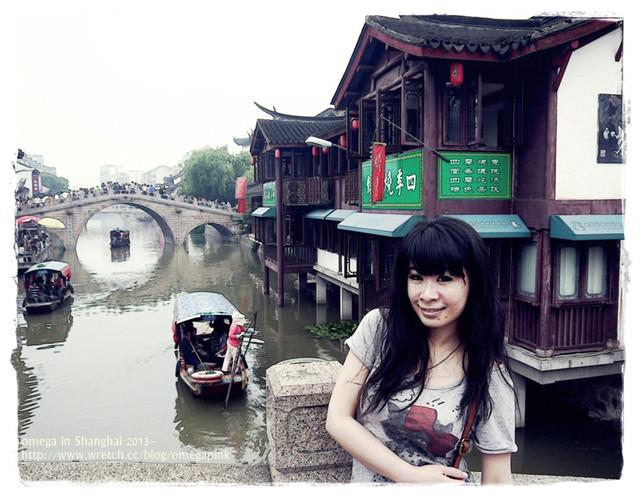《旅遊*上海閔行區 》七寶老街吃到飽!