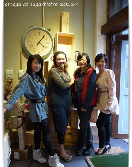 《美食*台北中正區》環浪商號 小食糖。巧遇記者會的歡笑午茶