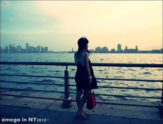 《旅遊*紐約》High Line夜晚朦朧版
