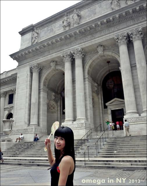 《旅遊*紐約》中城區(紐約公共圖書館+布萊恩公園+中央車站)