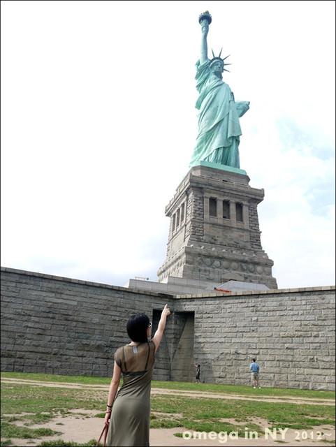 《旅遊*紐約》自由女神渡輪遊&下城區