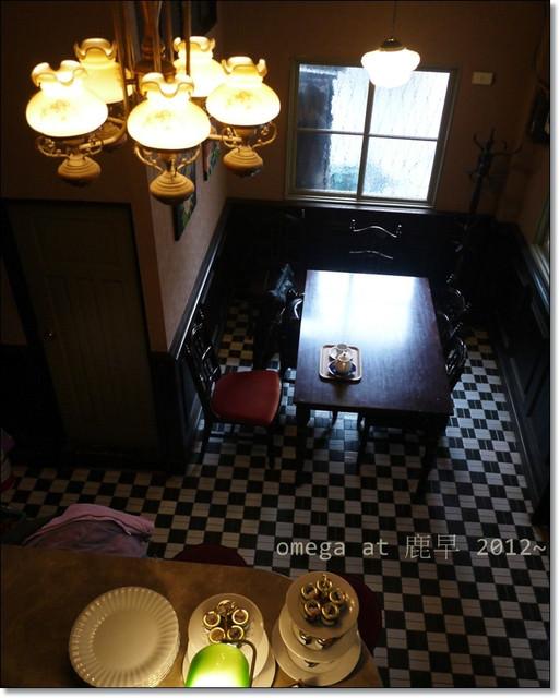 《美食*台南中西區》鹿早茶屋。和塔鐵的初次約會