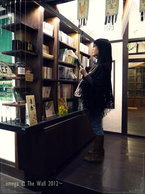 《美食*宜蘭》賣捌所。日式老屋年輕氣氛