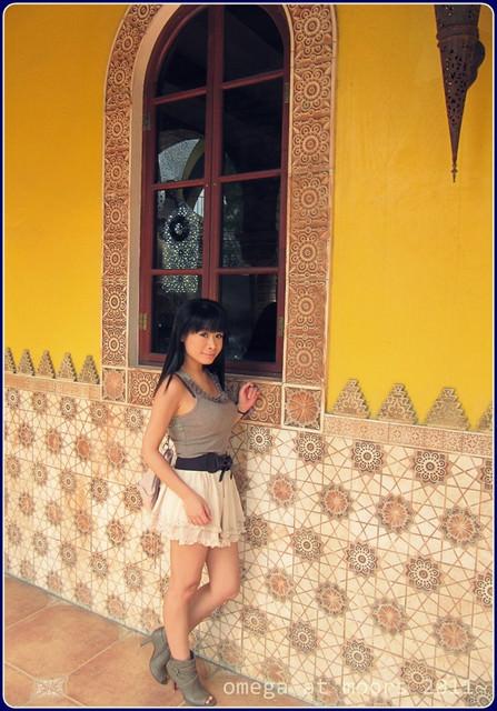 《美食*雲林斗六》摩爾花園。西班牙異國風城堡