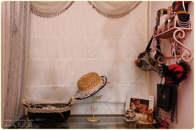 【公主殿】更衣室的收納(上)~飾品櫃、抽屜