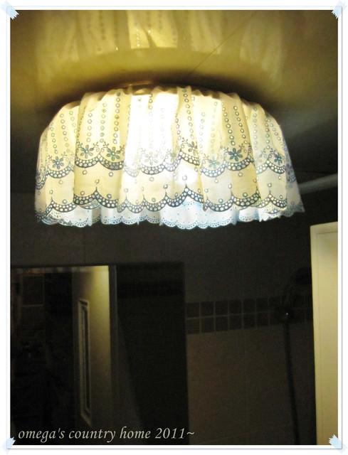 【公主殿】點亮公主殿的燈臣&改造醜陋吸頂燈