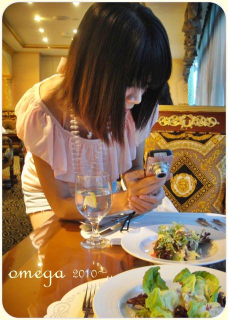 《美食*台北中山區》玫瑰夫人。南京東路上的巴洛克風格